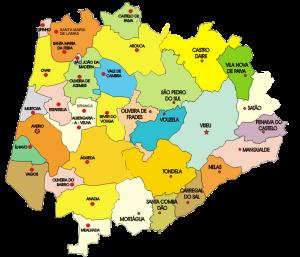 Norte De Portugal Mapa.Historia Associacao De Natacao Centro E Norte Portugal