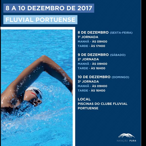 Campeonato Nacional Juniores e Seniores de Piscina Curta